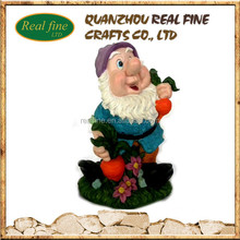Wholesale resin seven dwarf garden decoration statues
