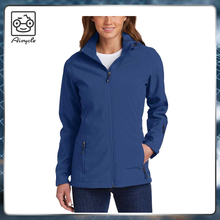 Outer jacket ladies soft shell blue jacket promotion December