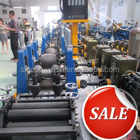 CHEAP AS USED ERW TUBE PIPE MILL