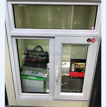 Aluminum Inner-tilt and Sliding Window