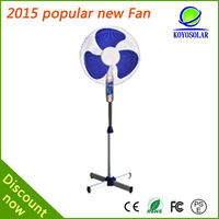 Best selling home use cooling DC12v cheap standing fan latest