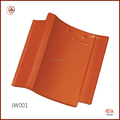 Wholesale High Quality Fireproof Glazed Roof Tiles