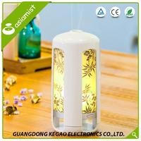 Air freshener manufacturer fancy shape yoga gardenmist aromatherapy candle diffuser