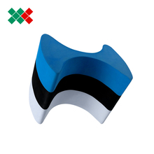 Accept Wholesale Custom Color Shape LOGO Swimming Pull Buoy Kickboard with CE ROHS