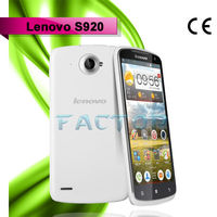 lenovo s920 dual sim card ram 1gb rom 4gb 5.3 inch big screen mobile phone repairing machines