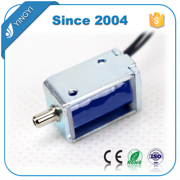 small exchange air valve DC 3V micro normal open solenoid valve for blood pressure monitor