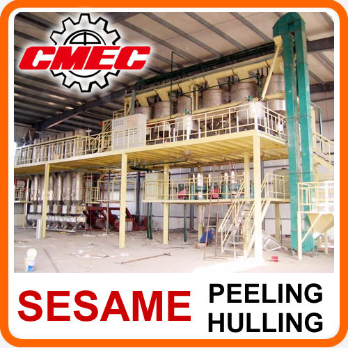 20 Ton/day sesame seeds hulling machine