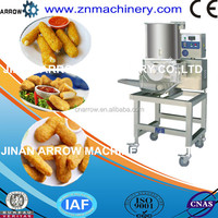 Automatic Stainless Steel Burger Hamburger Meat Forming Machine