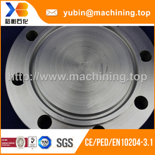 Good working CNC precision machining reel flange with CE10204