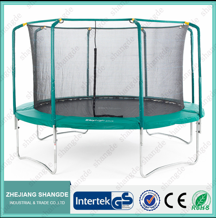 3.05m new style trampoline for rent for usd