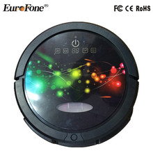 2016Newst smart Automatic Robotic Vacuum Cleaner