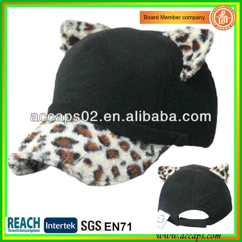 Baseball Caps With Ear Flaps BC-2003