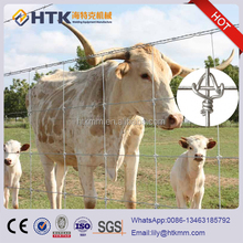 Fixed knot bulk square deal field fence/Cow field fence export to Australia /New Zealand/USA