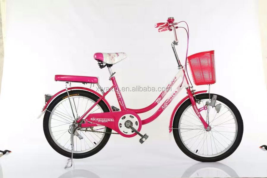 2016 Newest model TOP quality load type kids bicycle with light/kids bicycle for beautyful girl