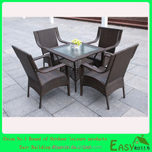 rattan furniture outdoor dinner table and chairs for 4 used patio furniture