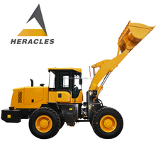 China brand new 936 front end loader heracles ZL30 wheel loader