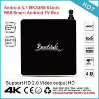 Hot Selling Top Selling Octa Core full hd sex 1080p porn video android mini pc tv bo support 4k and H.265