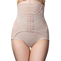Transaparent body shaper for women latex high waist butt shaper breathable waist training corsets wholesale