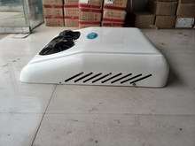 2KW DC 12v 24 volt Roof mounted mini truck cab air conditioner