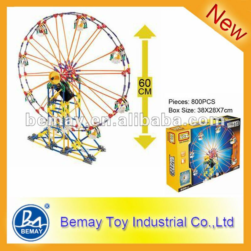 Hot!The Ferris Wheel Electronic Block Set ! kids educational toys !(215325)
