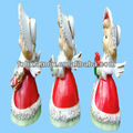 Angel decoration ceramic christmas bell