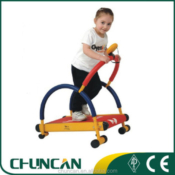 Kids walking fitness play indoor gym training equipment for shcool
