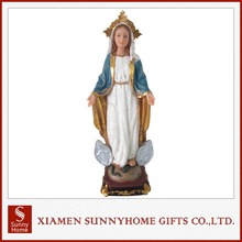 Crafts Decoration Polyresin Religious Statues
