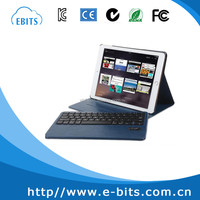 9.7 Inch For iPad Air with 360 Degree Rotating Tablet PU leather Protective Case Bluetooth Keyboard