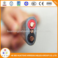 China factory for 2+1 core earth wire and cable BS 6242y