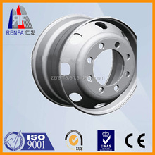 2017 Hot selling best quality semi-truck parts cheap wheels