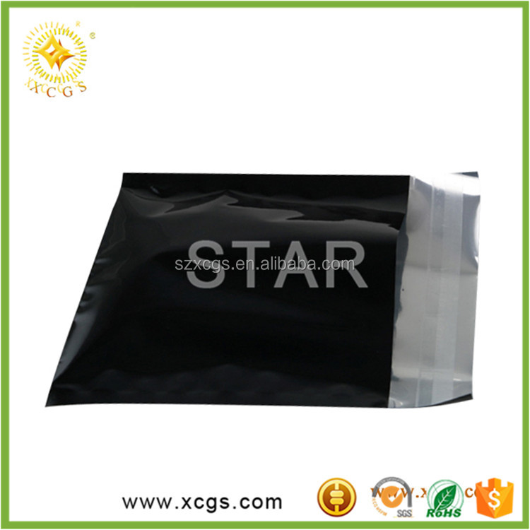 Custom Printed Foil Plastic Small Ziplock Reclosable Bags