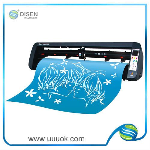 Sticker cut plotter machine