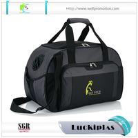 unique gym duffel bag trendy multipurpose garment gym bag with bottle holder