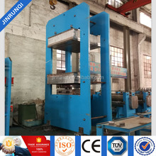 Rubber Solid Tire Vulcanizing Press/solid tire press machine