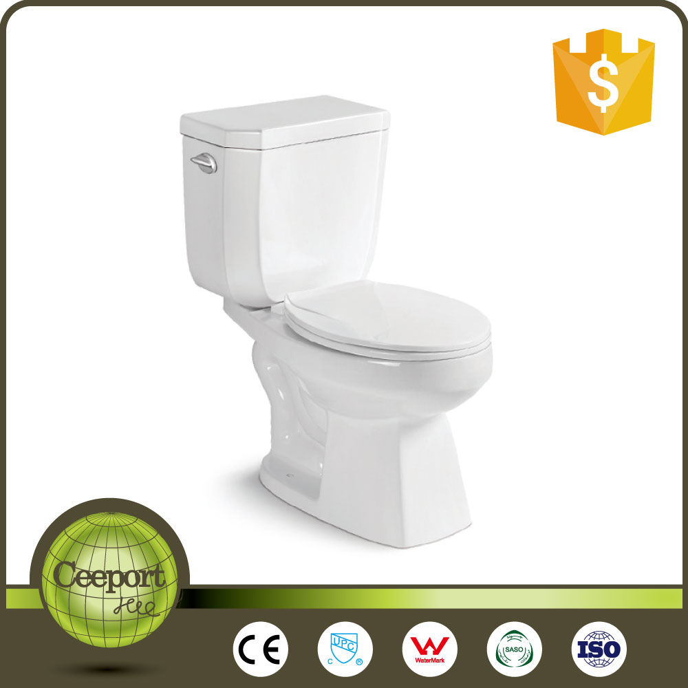 Ceeport SAMAF <strong>C</strong>-<strong>109</strong> washdown Two-piece Toilet/economic toilet/WC/toliet