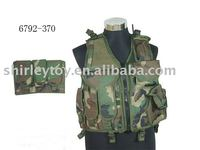 airsoft vest with holster
