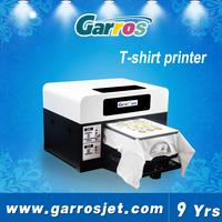 Clothes product desktop a3 printing machine
