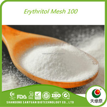 bulk sweetener crystallized powder erythritol