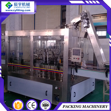 Cooking low price power coconut peanuts sunflower oil bottling filling machine production line