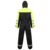 professional hi vis workwear safety overall Oxford fabric with padding