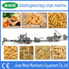 Fried Corn Snacks Bugles Making Machine