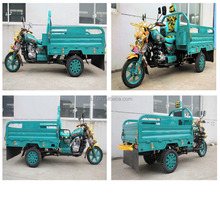 Heavy loading tricycle,Luxury Cargo Tricycle,Three Wheel Motorcycle