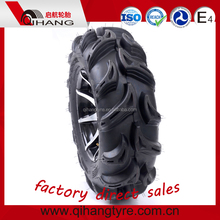 25X8-12 25X10-12 higher elasticity ATV Tyre street legal atv for sale
