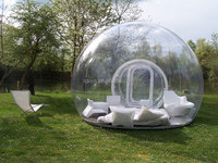 Inflatale Bubble tent for sale