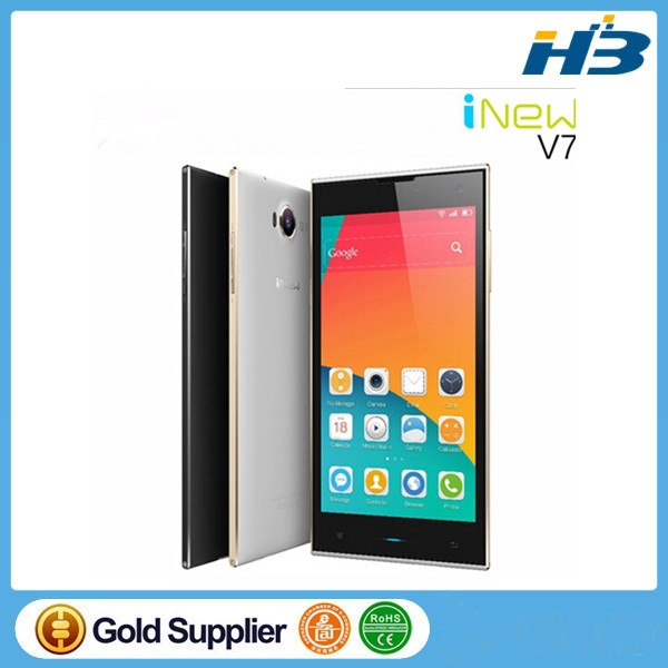 High Quality iNew V7 5.0 Inch HD IPS Screen Android 4.4 3G Smart Phone