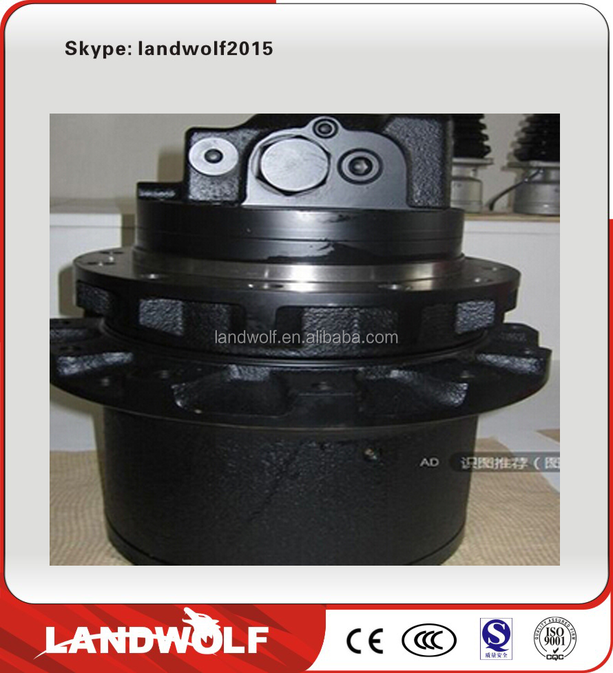 SY335,HD70,D150 Construction Machinery SANY excavator parts mini excavator final drive,hydraulic swing motor, travel motor
