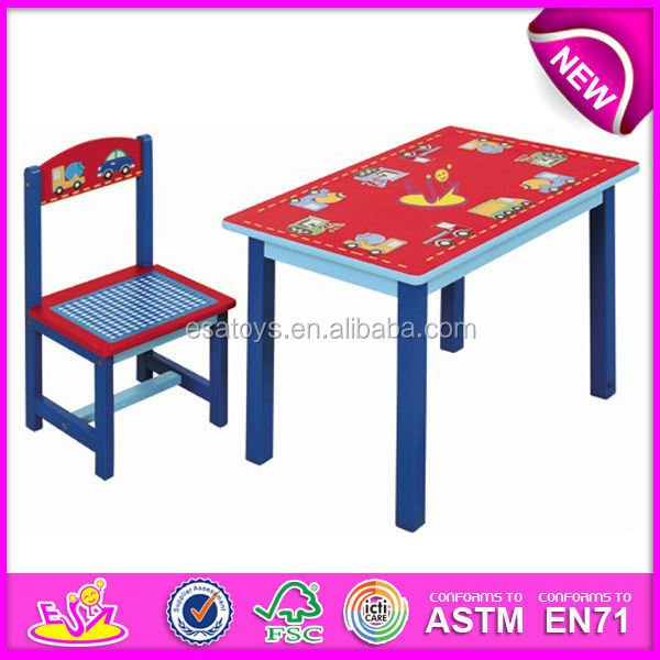 Study Table For Students For Kids Wooden Toy Study Table