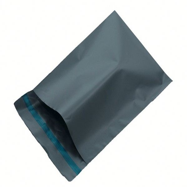Wholesale Custom Grey Plastic Mailing Envelopes High Quality Poly Mailer Shipping Bag