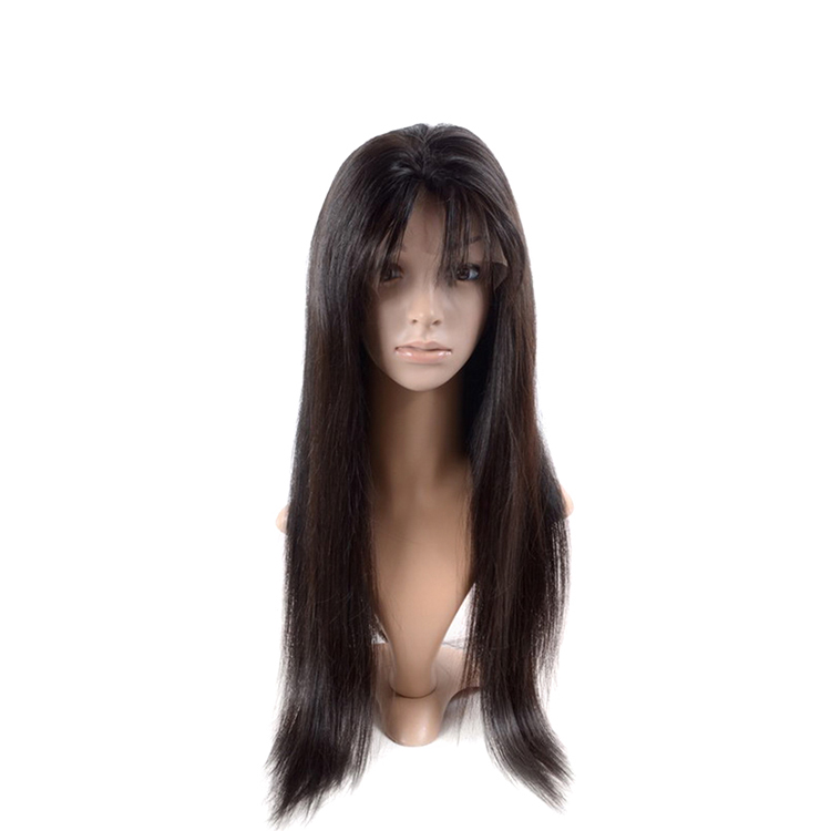 alibaba Vendors natural real hair wigs for black men price,human hair lace front wig,5A Grade lace wig human hair baby