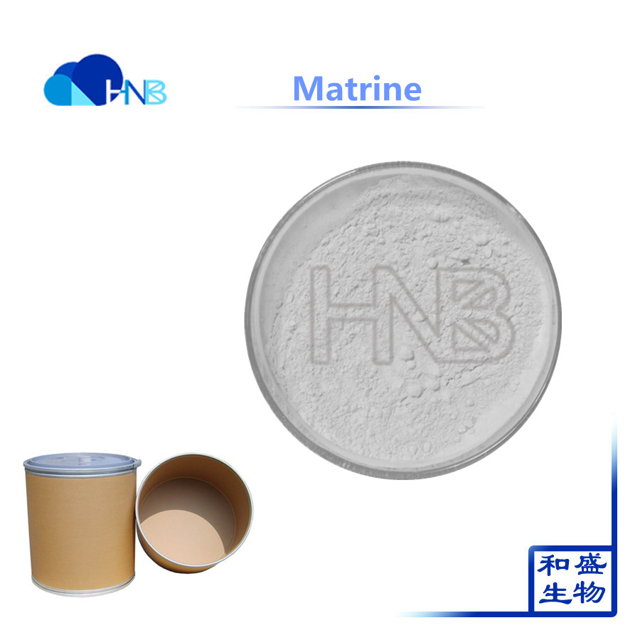 Factory Supply High Quality Matrine Insecticide 519-02-8